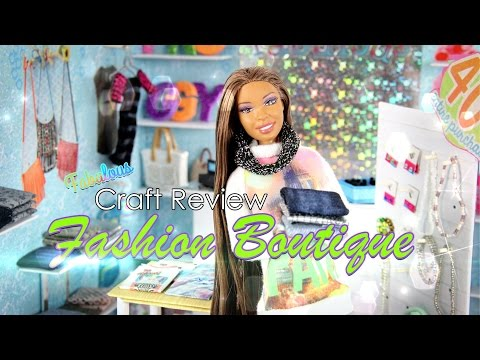 Fabulous Craft Review:  Doll Fashion Boutique
