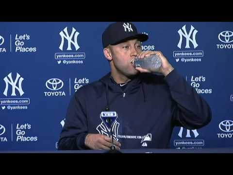 Derek Jeter on Andy Pettitte's retirement