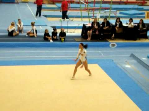 Catalina Ponor (ROM) new FX with Double Layout 2011