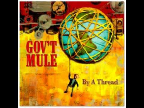 Govt Mule - Railroad Boy