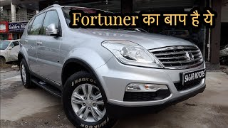 Ssangyong Mahindra Rexton For Sale | Preowned Luxury Suv Car | My Country My Ride