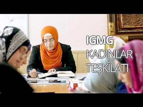 IGMG - Kadınlar Teşkilatı -