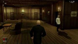 Hitman Blood Money : Pro - Silent Assassin : Death on the Mississippi HD