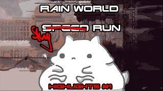 [Applebread] Rain World - Speed Run Highlights #1