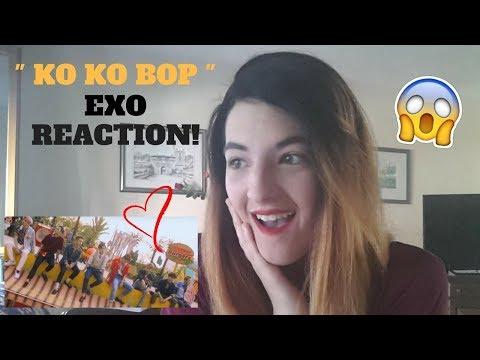 download lagu Exo - Ko Ko Bop  Reaction gratis