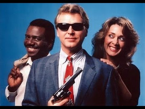 SLEDGE HAMMER Serie TRAILER english