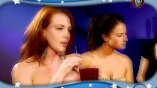 America Olivio & Julia Voth on Bitch Slap Pt.1 of 3