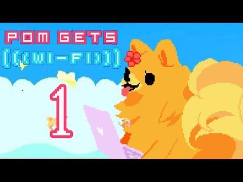 Pom Gets Wifi 01  No Céu Tem Wi-fi? E Morreu video