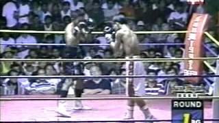 MIKE LUNA vs MANNY PACQUIAO - 1997