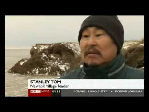 100 Alaskan Villages At Risk From Climate Change