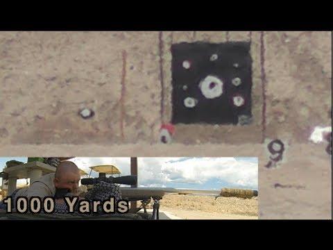 Utah Precision Rifle Series 1000 Yard LYL Crazy Steel