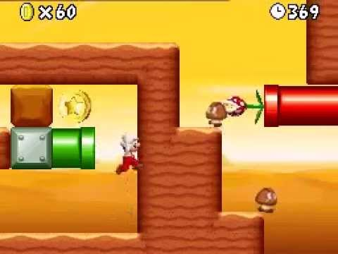 New Super Mario Bros DS Parte 3