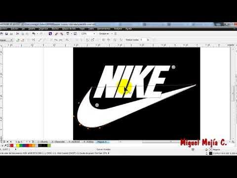 Corel Draw   Diseño de Logotipos Herramientas Básicas Parte 7