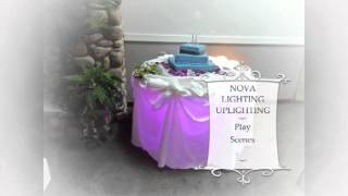 Wedding Up lights