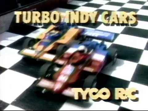 Tyco RC Commercial 1987
