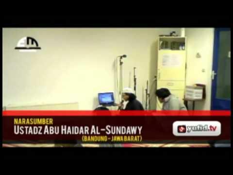 Keutamaan Akhlak (06) - Ustadz Abu Haidar Al-Sundawy