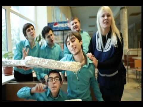 Команда КВН Жигуляр видео-клип 1-2 финала 2011