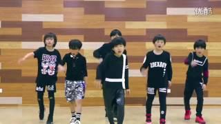 【龙拳小子】Long Quyền Tiểu Tử  Boy In Luv - BTS  Phòng Tập