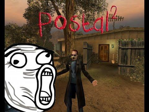 Gameplay | Postal 2 | Quiero cambiar el cheque :(