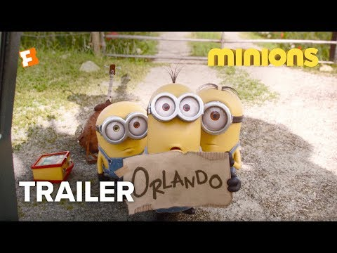 Minions Official Trailer #2 (2015) - Despicable Me Prequel HD