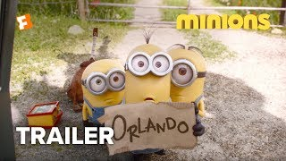 Video clip Minions Official Trailer #2 (2015) - Despicable Me Prequel HD