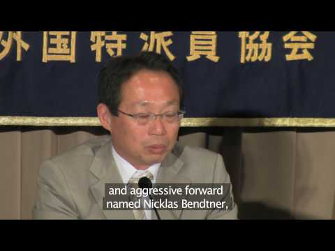 World Cup 2010: Japanese football coach Takeshi Okada talks about the Danish team