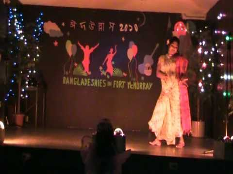 Bangla Dance: Bihure Logon Modhure Logon Akase Batase Lagilo Re video