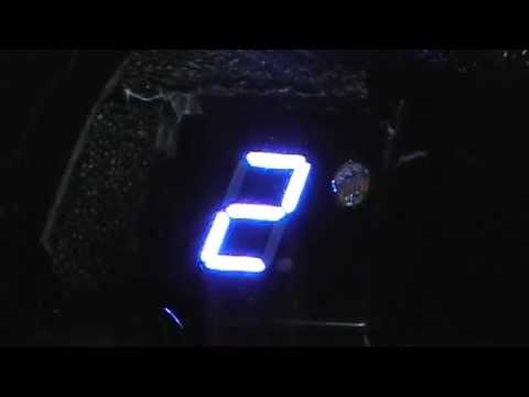 Digital Gear Indicator For Motorcycle Digital Gear Indicator For The