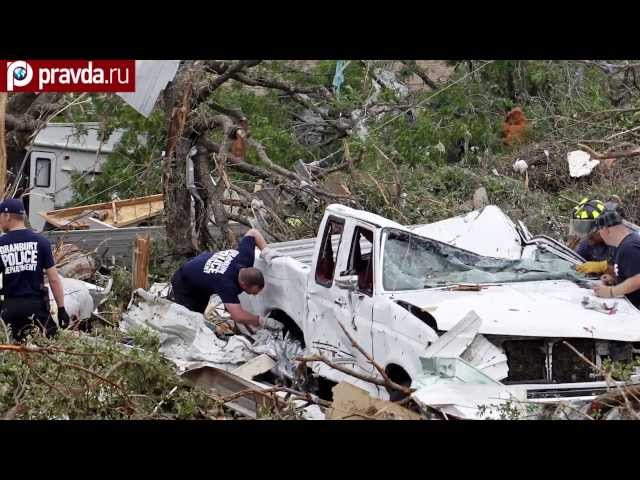 USA suffers from unusually strong tornadoes