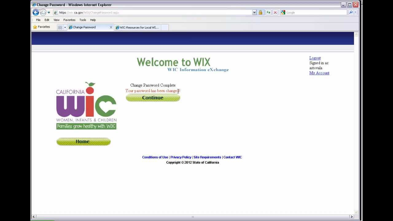 how to make a login with wix