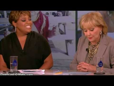 Barbara Walters Recognizes Sherri Shepherd's Contributions To YAI.