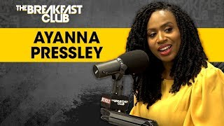 Ayanna Pressley Talks Origin Of 'The Squad', Power Of Representation, Policy Change + More