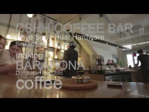 CSHH Coffee Bar /  BARAHONA Dominican Republic coffee