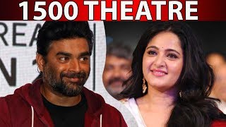 MAdhavan – Anushka Movie in worldwide