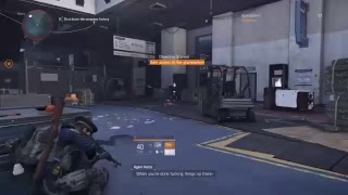 The Division 2 early release