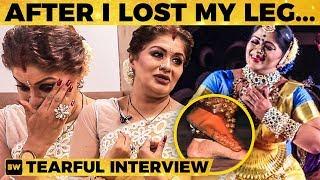 அந்த கொடுரமான Accident-க்கு  அப்புறம்... - Painful Stories of Actress Sudha Chandran