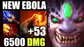 OMG 6500 Dmg COMBO Real Life THANOS 53 Stack 7.20 Lion EPIC Craziest Dota 2 Moment