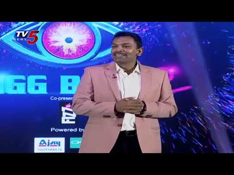Alok Jain Speech @ Bigg Boss Telugu Season 2 Press Meet | Hero Nani || #BiggBossTelugu || TV5 News