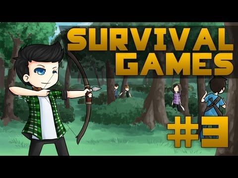 Survival Games #3 - Skill Multiego
