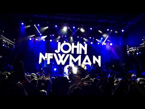 John Newman - Not Giving In (live@Havirov)