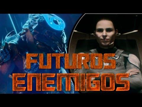 Halo: Futuros antagonistas y amenazas del Reclamador.