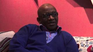 Lebo M interview on the 15th Anniversary Special Performance of the Lion King-Nov 2012