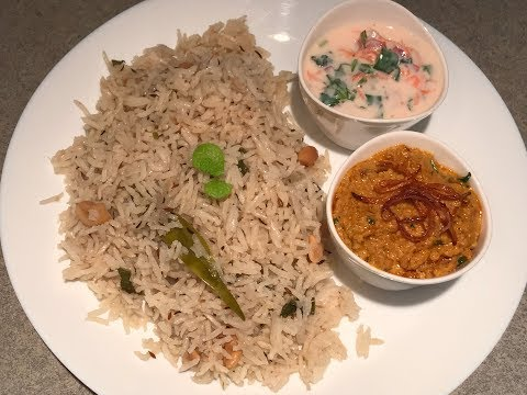Hyderabadi Bagara Rice/Plain Biryani/Bagara Annam/How to make Bagara Rice/Pulav Recipe/Recipe Book