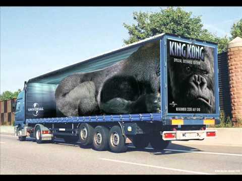 Рисунки на грузовиках картинки