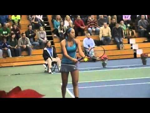 Australian Open Women's Wild Card Final: Madison Keys defeats Gail Brodsky