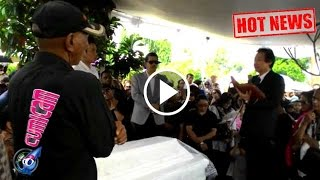 (5.94 MB) Judika Lepas Jenazah Mike Mohede Dengan Lagu 'Tuhan Pasti Sanggup' - Cumicam 02 Agustus 2016 Mp3