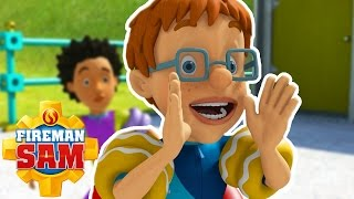 Fireman Sam US Official - Swimming Pool Safety | Safety Tips
