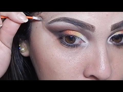 Maquiagem sofisticada para festa
