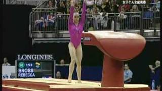 2009  Artistic Gymnastics World Championships - Women's All-Around Final.Part 1 /10