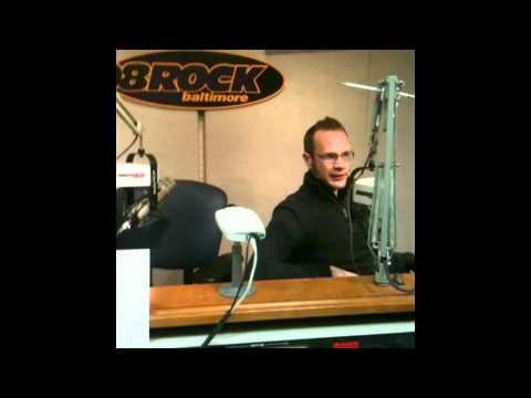 Adam Dutkiewicz LIVE on 98Rock Baltimore Part 4